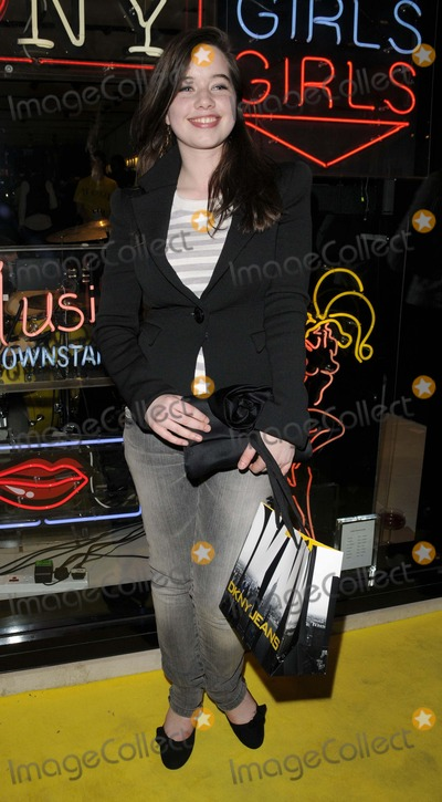 Anna Popplewell Photo - LondonUK Anna Popplewell  (Susan Pevensie  in  the Narnia films)   at the DKNY Jeans flagship Store Party 124 New Bond Street London 10th April 2008  Can NguyenLandmark Media