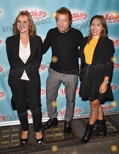 Anna-Marie Wayne Photo - London UK Geraldine Wayne Jeff Wayne Anna-Marie Wayne at Heathers The Musical Gala Night held at The Theatre Royal Haymarket London on Friday 14  September 2018Ref LMK392-S1750-150918Vivienne VincentLandmark Media WWWLMKMEDIACOM