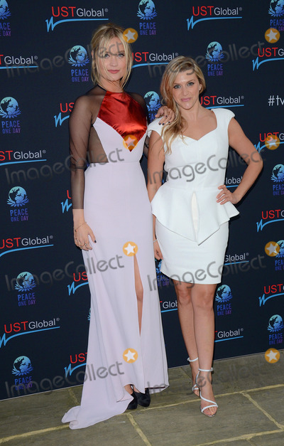 Anna Williamson Photo - London UK Laura Whitmore and Anna Williamson at The Peace One Day Gala at The Hurlingham Club London SW6 on Wednesday 3rd September 2014  Ref LMK392 -49482-040914Vivienne VincentLandmark Media WWWLMKMEDIACOM