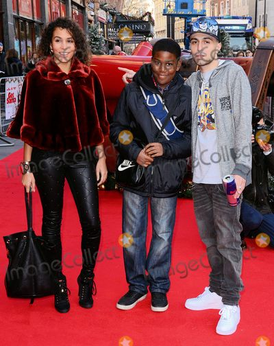 Adam Deacon Photo - London UK  Adam Deacon at the Get Santa Film premiere Vue West End  30th November 2014 RefLMK392-50196-011214Vivienne VincentLandmark MediaWWWLMKMEDIACOM