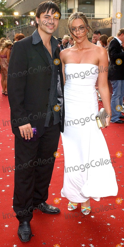 Andy Scott-Lee Photo - London Michelle Heaton from Liberty X and boyfriend Andy Scott-Lee at the Celebrity Awards 200426 September 2004Eric BestLandmark Media