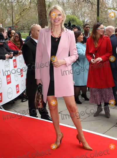 Anneka Rice Photo - London UK Anneka Rice at The TRIC Awards 2020 held at the Grosvenor House Park Lane London on 10th March 2020Ref LMK73-J6348-110320Keith MayhewLandmark MediaWWWLMKMEDIACOM