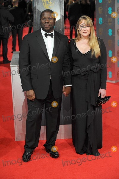 Steve Mc Queen Photo - London UK Bianca Stigter  Steve McQueen at the EE British Academy Film Awards 2014 (BAFTAS) - Red Carpet Arrivals at the Royal Opera House Covent Garden London 16th February 2014Ref LMK200-47676-170214Landmark MediaWWWLMKMEDIACOM