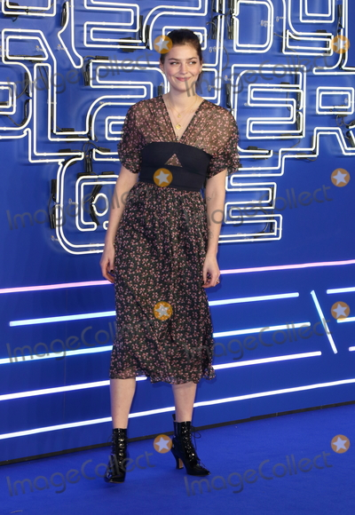 Amber Anderson Photo - London UK Amber Anderson at Ready Player One - European film premiere at the Vue West End Leicester Square London on Monday 19 March 2018Ref LMK73-J1757-200318Keith MayhewLandmark MediaWWWLMKMEDIACOM