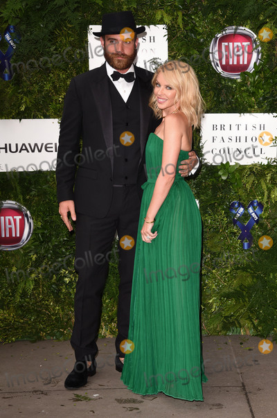 Joshua Sasse Photo - London UK Joshua Sasse and Kylie Minogue at One For The Boys Charity Ball held at The Victoria And Albert Museum Cromwell Road South Kensington London on Sunday 12 June 2016Ref LMK392 -60606-130616Vivienne VincentLandmark Media WWWLMKMEDIACOM
