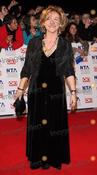 Amanda Burton Photo - London UK Amanda Burton   at the National Television Awards held at the O2 Arena 26th January 2011Keith MayhewLandmark Media
