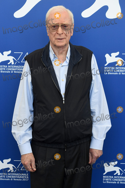 Michael Cain Photo - VeniceItaly Michael Caine at  the photocall for My Generation at the 74th Venice Film Festival 5th September 2017  RefLMK200-S647-050917Landmark MediaWWWLMKMEDIACOM