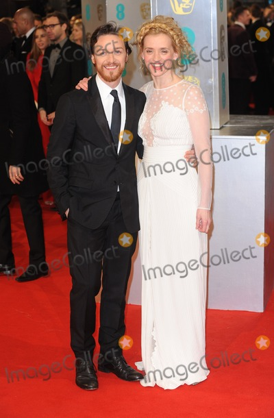 Anne-Marie Duff Photo - London UK Anne-Marie Duff and Michael Keaton  at the EE BAFTA British Academy Film Awards Red Carpet Arrivals at the Royal Opera House Covent Garden London 8th February  2015 RefLMK200-50550-090215Landmark MediaWWWLMKMEDIACOM
