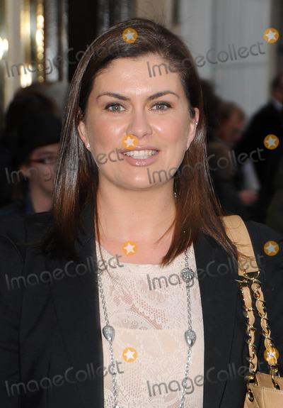 Amanda Lamb Photo - London UK Amanda Lamb at the Sweet Charity Press Night at the Theatre Royal in London 4th May 2010SydLandmark Media