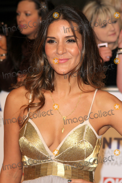 Amanda Byram Photo - London UK Amanda Byram at the red carpet arrivals for the National Television Awards the O2 Arena London 25th January 2012Keith MayhewLandmark Media
