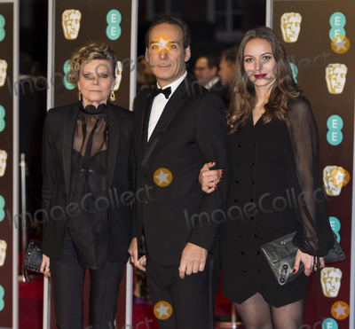 Alexandre Desplat Photo - London UK Alexandre Desplat  at EE British Academy Film Awards 2018 - Red Carpet Arrivals at the Royal Albert Hall London on Sunday February 18th 2018 Ref LMK386 -J1597-190218Gary MitchellLandmark Media WWWLMKMEDIACOM