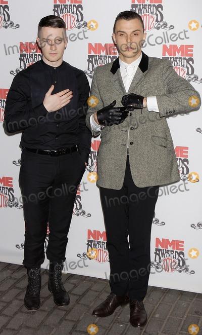 Theo Hutchcraft Photo - London UK  Adam AndersonTheo Hutchcraft of Hurtz  at the NME Awards 2012  02 Brixton AcademyLondon 29th February 2012J AdamsLandmark Media