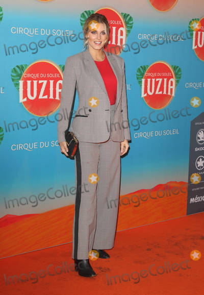 Ashley James Photo - London UK Ashley James at Cirque du Soleil Luzia Press Night at the Royal Albert Hall Kensington London on January 15th 2020Ref LMK73-J6034-160120Keith Mayhew Landmark MediaWWWLMKMEDIACOM