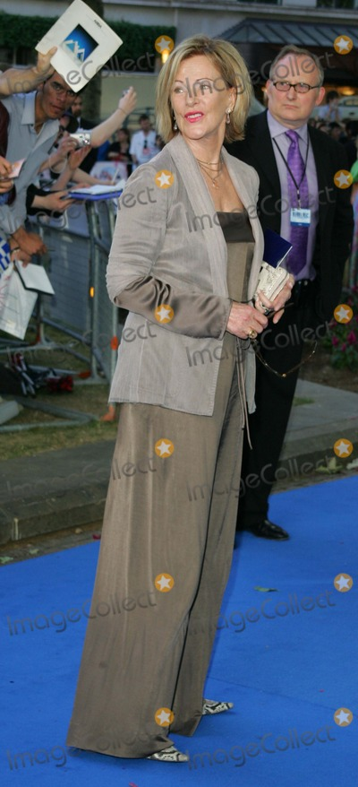 Anni-Frid Lyngstad Photo - London UK Anni-Frid Lyngstad  (Ex-ABBA)    at the World Premiere of new   film Mamma Mia at the Odeon Leicester Square London 30th June 2008 Keith MayhewLandmark Media