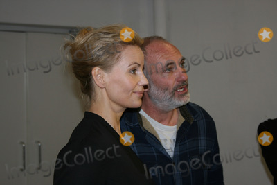 Kim Bodnia Photo - London UK Sofia Helin  and Kim Bodnia (The Bridge)     at the  Nordicana 2014 at Old Truman Brewery London The event is a weekend celebration of television and film created  by the Scandinavian nations of Norway Denmark Sweden and Iceland - also known as Nordic Noir 1st February 2014  RefLMK11-40546-020214 Landmark MediaWWWLMKMEDIACOM