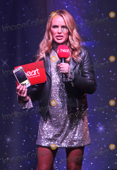 Amanda Holden Photo - London UK  Amanda Holden at Londons Premier Shopping destination Regent Street  annual Christmas Lights Switch On Event Regent Street London on November 14th 2019Ref LMK73-5793-151119Keith MayhewLandmark MediaWWWLMKMEDIACOM