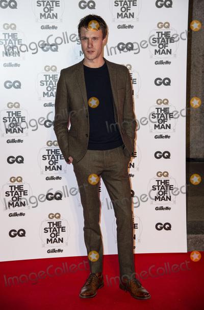Hugh Skinner Photo - London UK  Hugh Skinner  at the GQ 30th anniversary party at SUSHISAMBA Covent Garden on October 29 2018 in London EnglandRef LMK386-J2866-301018Gary MitchellLandmark MediaWWWLMKMEDIACOM