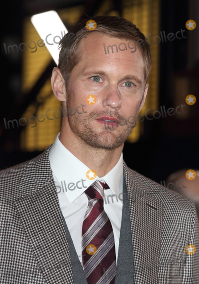 Alexander Skarsgard- Photo - LondonUK  Alexander Skarsgard at the The Aftermath World Premiere at the Picturehouse Central Shaftesbury Avenue and Great Windmill Street London on Monday 18th February 2019RefLMK73-21600-190219Keith MayhewLandmark MediaWWWLMKMEDIACOM