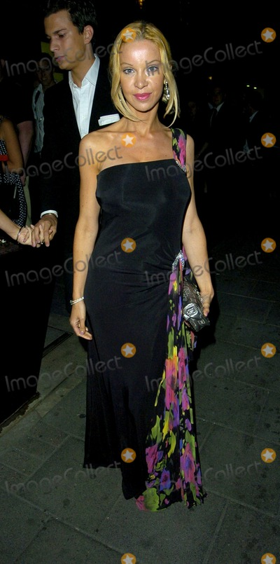 Alicia Duval Photo - London UK Alicia Duvall at the Top Gun gala screening held at the Odeon West End cinema in London 13th August 2007Can NguyenLandmark Media