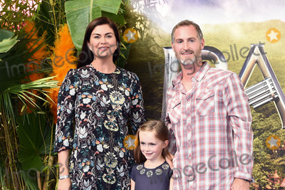 Amanda Lamb Photo - London UK Amanda Lamb Willow Rose and Sean McGuinness at World Premiere of Pan at the Odeon Leicester Square London on September 20th 2015 Ref LMK392-58283-210915Vivienne Vincent Landmark Media WWWLMKMEDIACOM