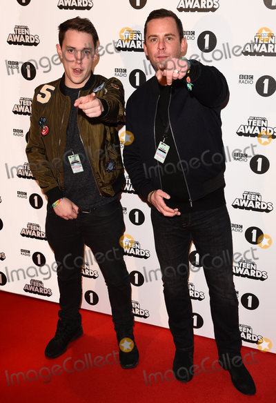Chris Stark Photo - London UK Scott Mills and Chris Stark at The BBC Radio 1s Teen Awards held at Wembley SSE Arena Wembley on Sunday 23 October 2016 Ref LMK392-62664-241016Vivienne VincentLandmark Media WWWLMKMEDIACOM