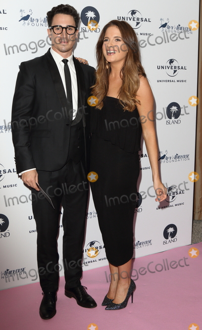 Amy Winehouse Photo - LondonUK Josh Patterson and Binky Felstead at the Amy Winehouse Foundation Gala held at the Dorchester Hotel Park Lane London 5th  October 2017RefLMK73-S815-061017Keith MayhewLandmark MediaWWWLMKMEDIACOM