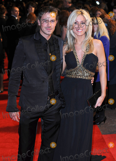 Ashley Taylor Dawson Photo - London UK   Karen MacKay and Ashley Taylor-Dawson at the at the UK premiere of the film Me and Orson Welles at the Vue West End cinema Leicester Square 18 November 2009Eric BestLandmark Media