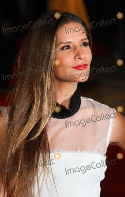 Amanda Byram Photo - London UK 110112Amanda Byram at the UK premiere of the film WE held at The Odeon Kensington11 January 2012Keith MayhewLandmark Media