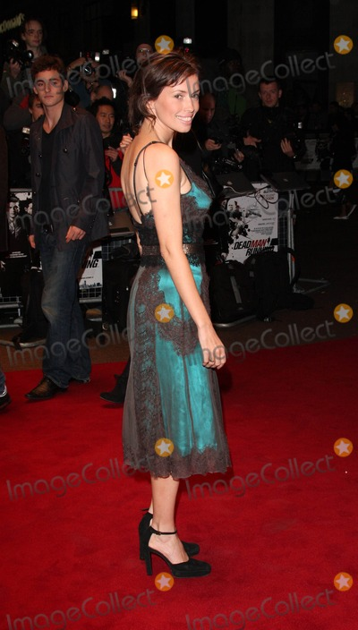 Jane March Photo - London UK Jane March at the World Premiere of Dead Man Running held at the Odeon West End cinema Leicester Square London 22nd October 2009Keith MayhewLandmark Media