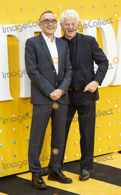 Danny Boyle Photo - London UK  Danny Boyle and Richard Curtis  at Yesterday UK Premiere at the Odeon Luxe Leicester Square London on June 18th 2019Ref LMK386-J5086-190619Gary Mitchell Landmark MediaWWWLMKMEDIACOM