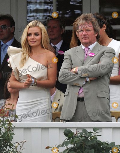Katherine Jenkins Photo - Windsor Park Windsor UK  Katherine Jenkins and Jim Davidson    at the   Cartier Polo Match at Windsor Park Windsor Berkshire  25th July 2010 SYDLandmark Media