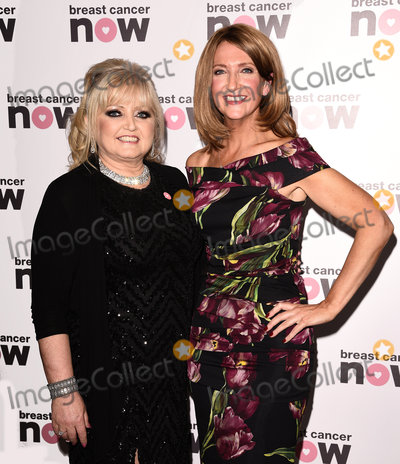 Linda Nolan Photo - London UK Linda Nolan and Victoria Derbyshire   at  the Breast Cancer Now Pink Ribbon Ball Dorchester Hotel Park Lane 8th October  2016 RefLMK392-62563-091016Vivienne VincentLandmark Media WWWLMKMEDIACOM