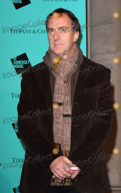 Angus Deayton Photo - London UK  Angus Deayton  at the Somerset House Ice Rink for the Tiffany  Co VIP Launch Party London 16th November 2009 Albert L OrtegaLandmark Media