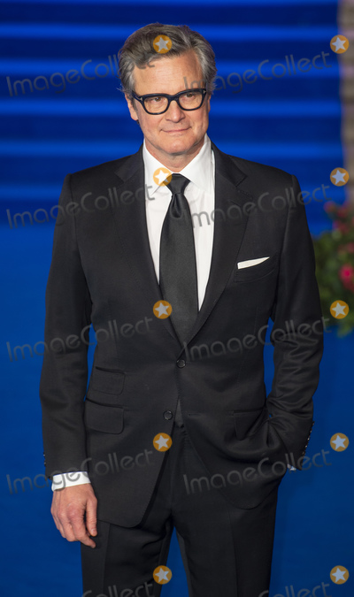 Colin Firth Photo - London UK  Colin Firth  at the European Premiere of Mary Poppins Returns at Royal Albert Hall on December 12 2018 in London EnglandRef LMK386-J4041-131218Gary MitchellLandmark MediaWWWLMKMEDIACOM