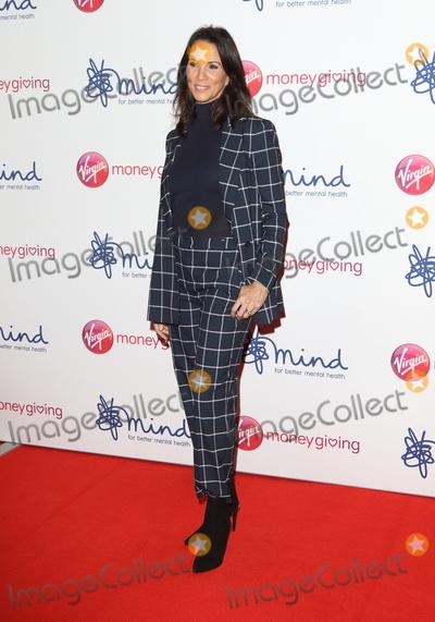 Andrea Mclean Photo - London UK Andrea McLean at Virgin Money Giving Mind Media Awards at the Queen Elizabeth Hall Southbank Centre London on November 29th 2018Ref LMK73-J3053-301118Keith MayhewLandmark MediaWWWLMKMEDIACOM