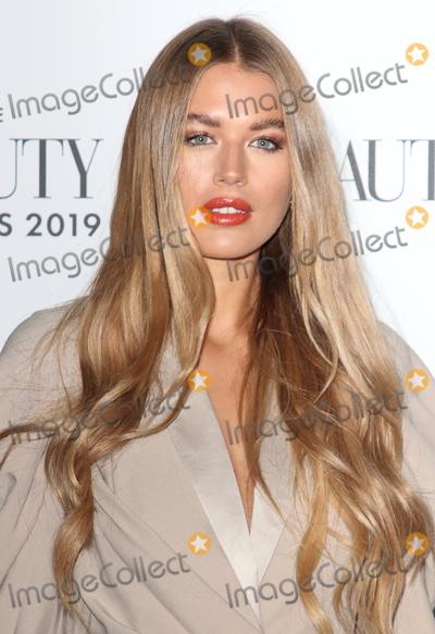 Pink Photo - LondonUK Arabella Chi  at  The Beauty Awards 2019 VIP Pink Carpet at City Central at the HAC Chiswell St London 25th November 2019RefLMK73-2625-261119Keith MayhewLandmark MediaWWWLMKMEDIACOM
