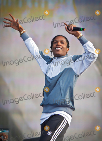 ASAP Rocky Photo - London UK ASAP Rocky performing live at the New Look Wireless Festival 2015  at Finsbury Park London 3rd July 2015 Ref LMK318-51485-070715Justyna SankoLandmark MediaWWWLMKMEDIACOM
