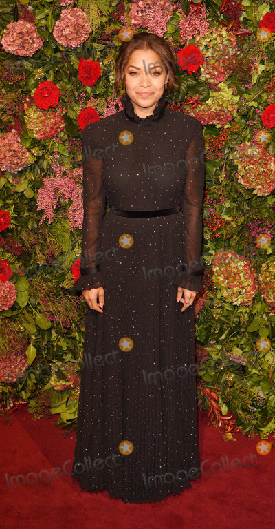 Antonia Thomas Photo - London UK Antonia Thomas at The 64th Evening Standard Theatre Awards held at Theatre Royal Dury Lane London on Sunday 18 November 2018Ref LMK392 -J2976-191118Vivienne VincentLandmark Media WWWLMKMEDIACOM