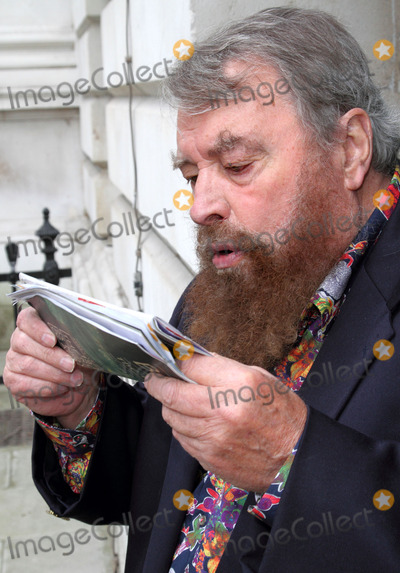Julian Clary Photo - London UK Brian Blessed at the Petition To Downing Street Actors Brian Blessed and Annette Crosbie are among a group delivering a post card to 10 Downing Street signed by celebrities such as Joanna Lumley Twiggy Eddie Izzard and Julian Clary in support of greater transparency on animal research on World Day for Laboratory Animals 24th April 2013Keith MayhewLandmark Media