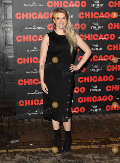 Anna Williamson Photo - London UK Anna Williamson at Chicago the Musical Press Night at Phoenix Theatre Charing Cross Road London on Wednesday 11 April 2018Ref LMK73-J1894-120418Keith MayhewLandmark Media WWWLMKMEDIACOM