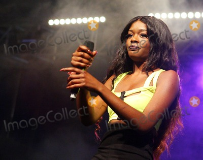 Azealia Banks Photo - Reading UK Azealia Banks performing live during Reading Festival 2012 at Richfield Avenue in Reading  August 25 2012 Justyna SankoLandmark Media