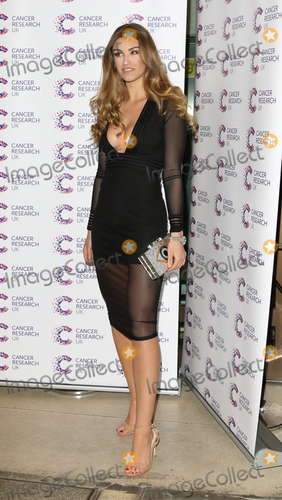 Amy Willerton Photo - LondonUK Amy Willerton at James Inghams Jog-On to Cancer at Kensington Roof Gardens 12th April 2017RefLMK73-S160-130417Keith MayhewLandmark MediaWWWLMKMEDIACOM