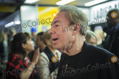Andrew Lloyd Webber Photo - London UK Andrew Lloyd Webber at the opening Night of School Of Rock The Musical at The New London Theatre Drury Lane  in London England on November 14 2016Ref LMK386-61277-151116Gary MitchellLandmark MediaWWWLMKMEDIACOM
