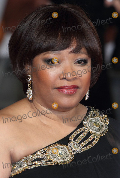 Zindzi Mandela Photo - London UK   Zindzi Mandela    at the The Royal Film Performance Of  Mandela Long Walk To Freedom at the Odeon Leicester Square London 5th December  2013 Keith MayhewLandmark MediaLMK73-46121-061213