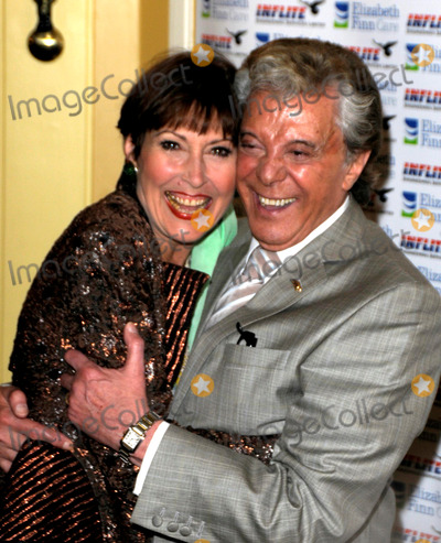 Anita Harris Photo - London UK Lionel Blair and Anita Harris at Lionel Blairs 60th Year in Showbiz Party at the Ballroom in the Dorchester31 May 2009  SydLandmark Media
