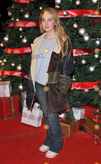 Anais Gallagher Photo - London UK  Anais Gallagher   at the VIP Preview of Winter Wonderland at Hyde Park on November 17 2016 in London United KingdomRef  LMK315-62270-191116Can NguyenLandmark Media WWWLMKMEDIACOM