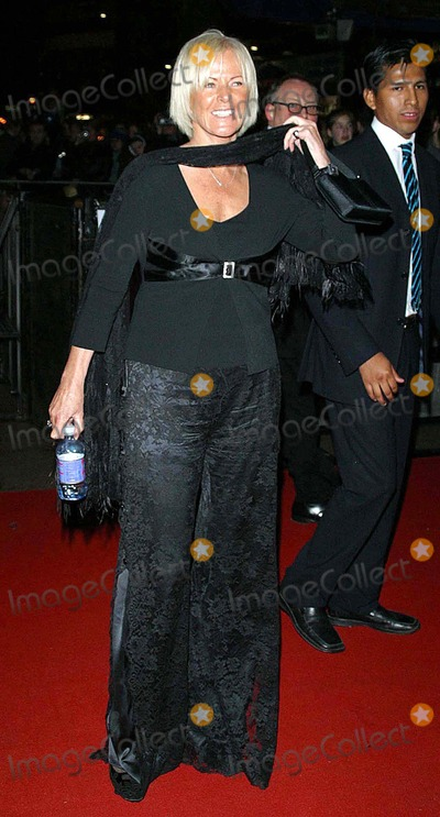 Annifrid Lyngstad Photo - London Annifrid Lyngstad arriving at the 5th anniversary performance and aftershow party for Mamma Mia the Musical based on the songs of ABBA 6 April 2004 Pat Shaughnessey  Landmark Media