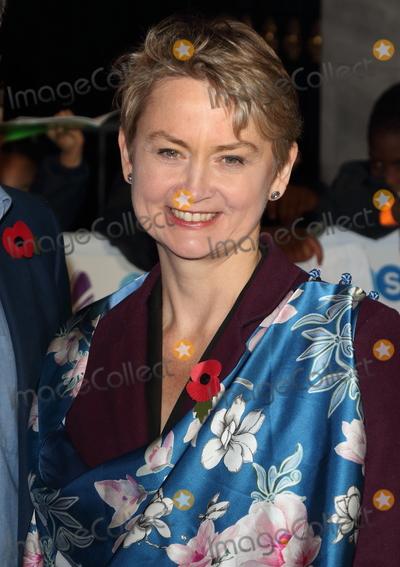 Yvette Cooper Photo - London UK   Yvette Cooper at Pride of Britain Awards 2018 at the Grosvenor House Park Lane London on Monday 29 October 2018Ref LMK73-J2870-301018Keith Mayhew Landmark Media WWWLMKMEDIACOM  Georgia Toffolo