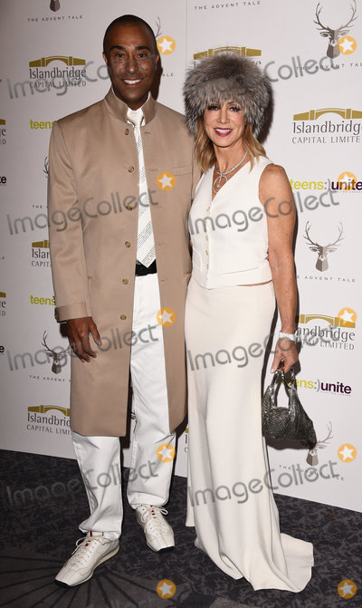 Colin Jackson Photo - London UK Colin Jackson and Karen Millen at Teens Unites The Event Tale Charity Fundraising Gala held at The Grand Connaught RoomsGreat Queen Street London on Friday 9 December 2016 Ref LMK392-62334-101216Vivienne VincentLandmark Media WWWLMKMEDIACOM