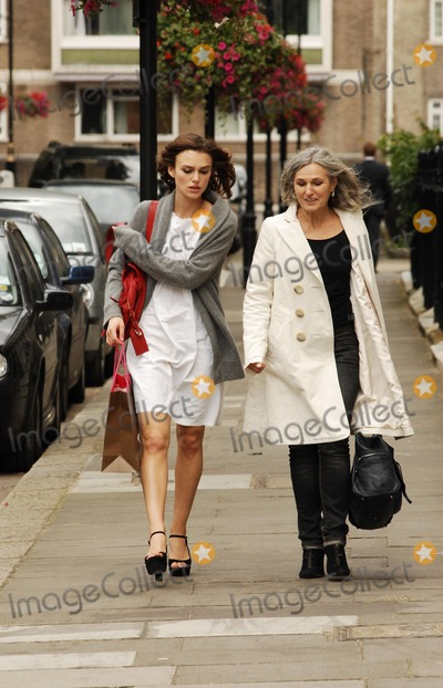 Photos and Pictures - London  Keira Knightley and her mother